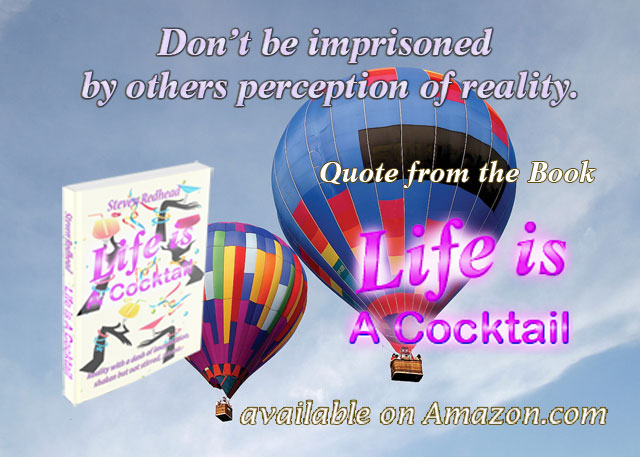 Life Is A Cocktail (E-book) Quote
